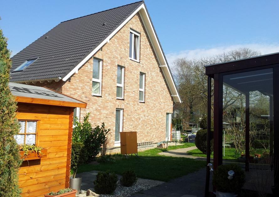 Neubau Einfamilienhaus, Wickrath