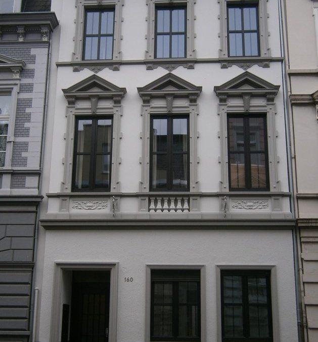 Altbausanierung Gründerviertel in MG