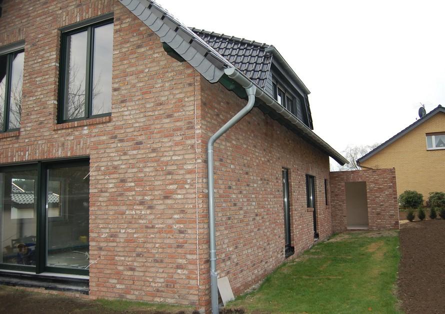 Neubau Einfamilienhaus, Brüggen