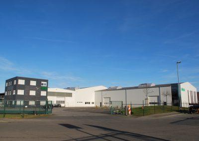 Neubau Produktions- und Lagerhalle, Brüggen