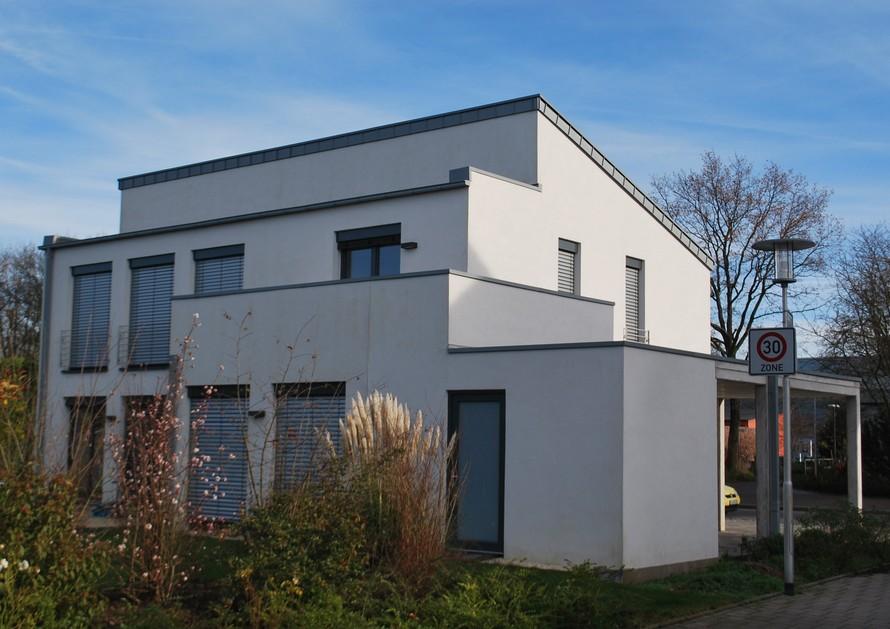 Neubau Einfamilienhaus, Dülken
