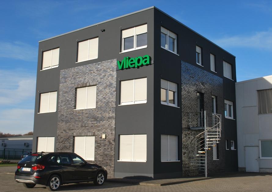 Umbau Verwaltunggebäude, Brüggen