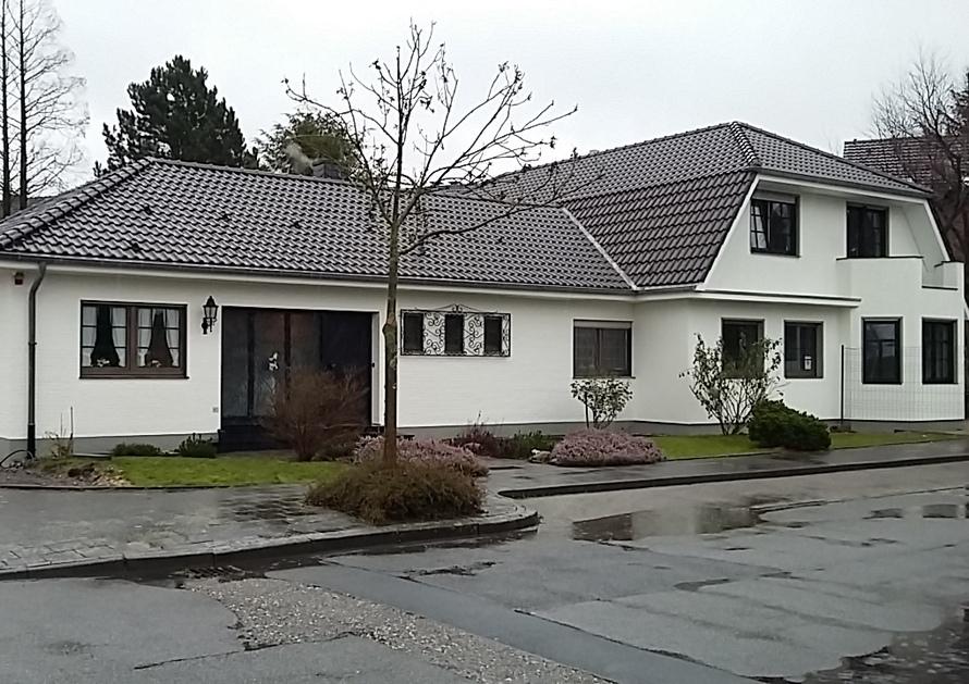 Anbau eines Einfamilienhauses MG-Holt
