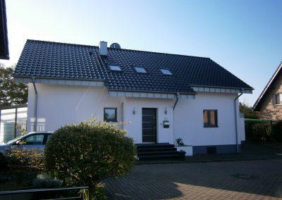 Neubau Einfamilienhaus, MG-Ohler