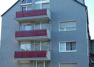Sanierung Mehrfamilienhaus MG-Pesch
